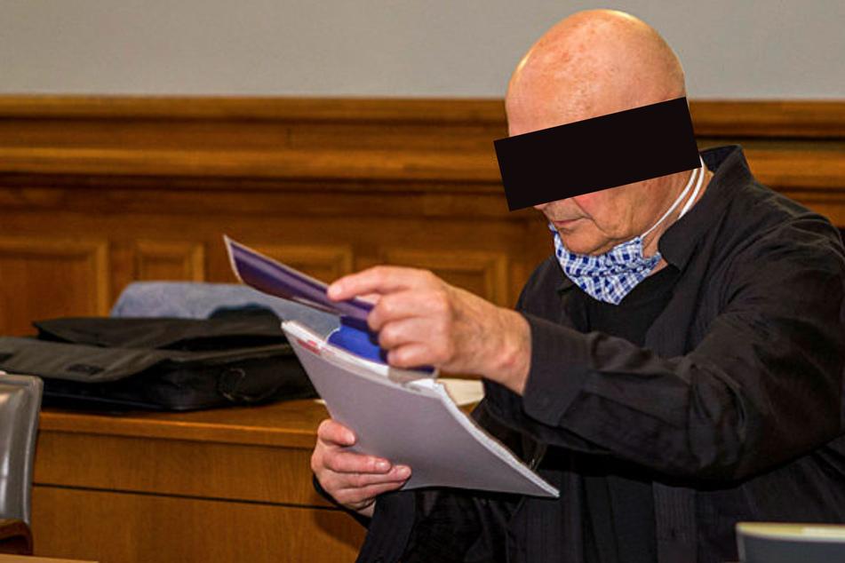 Sie hatte ihn Schlappschwanz geschimpft: Rentner (75) schlug Gattin (74) Schädel ein
