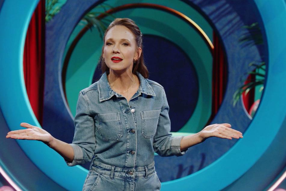 Comedian Carolin Kebekus (41) moderiert seit 2020 ihre eigene Late-Night-Show im Ersten.