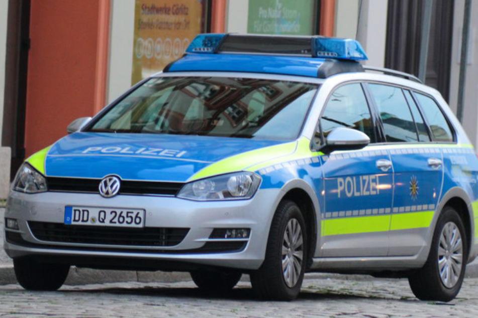 Die Polizei Dresden ermittelt wegen Körperverletzung. (Symbolbild)