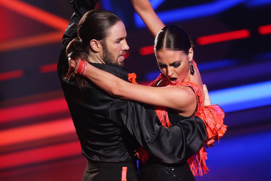 Ekaterina an der Seite von Sänger Gil Ofarim (38). Das Tanzpaar landete 2017 ebenfalls auf dem ersten Platz der beliebten RTL-Tanzshow.