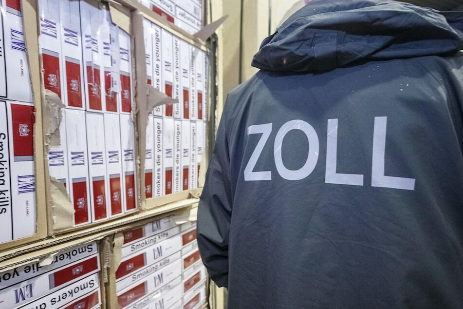 Zigtausend Zigaretten: Zoll beschlagnahmt Schmuggelware