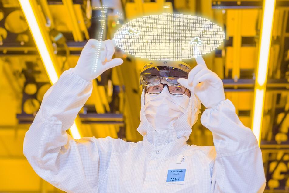 Zunächst sollen die Halbleiter in Bosch-Elektrowerkzeugen zum Einsatz kommen.