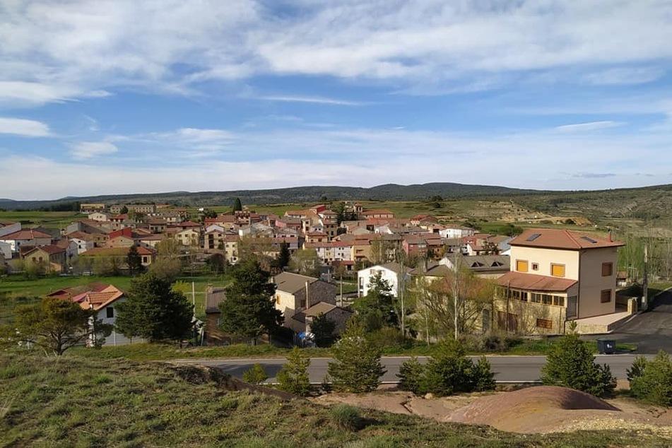 Das Dorf Griegos liegt im Nordosten Spaniens.