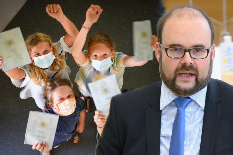 Zeugnis-Verwirrung an Sachsens Schulen: Was ist da los?