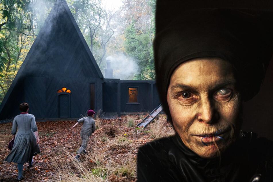 """""""Gretel & Hänsel"""": Kannibalen-Hexe sorgt für Ekel!"""