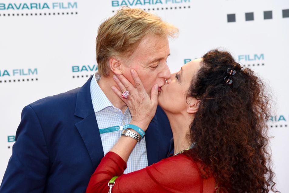 Das Schauspielerpaar Albert Fortell (68) und Barbara Wussow (60) ist seit mehr als 30 Jahren verheiratet.