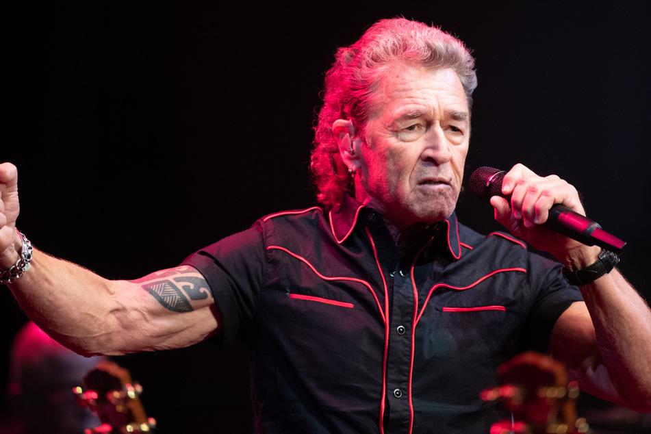 """Peter Maffay (71) veröffentlicht am 10. September das Album """"So weit""""."""