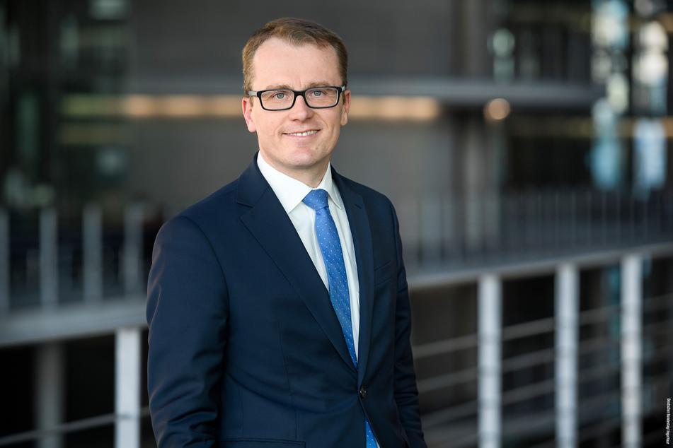 Alexander Krauß (45, Direktkandidat Wahlkreis 164, Erzgebirgskreis)