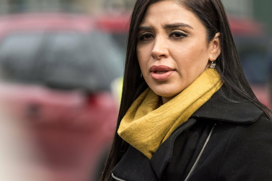 """Emma Coronel Aispuro (31) married """"El Chapo"""" in 2007 when she was just 18 years old – he was already 53 at the time."""