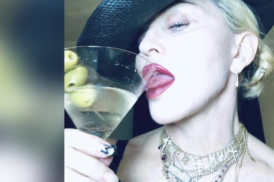 Corona-Wundermittel: Geht Madonna jetzt auch unter die Aluhutträger?