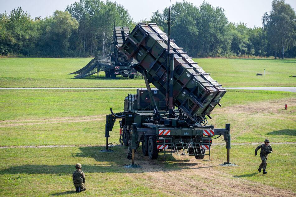 Die deutsche Luftwaffe trainiert mit Nato-Partnern die Verteidigung des Bündnisgebiets mit Atomwaffen.