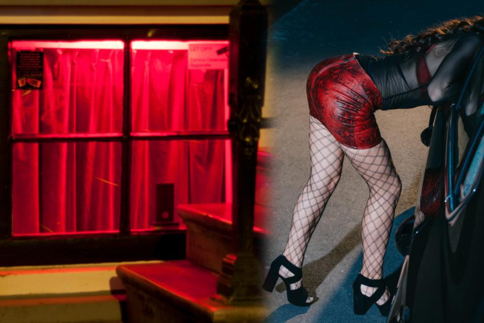 So viele Prostituierte gibt es in NRW