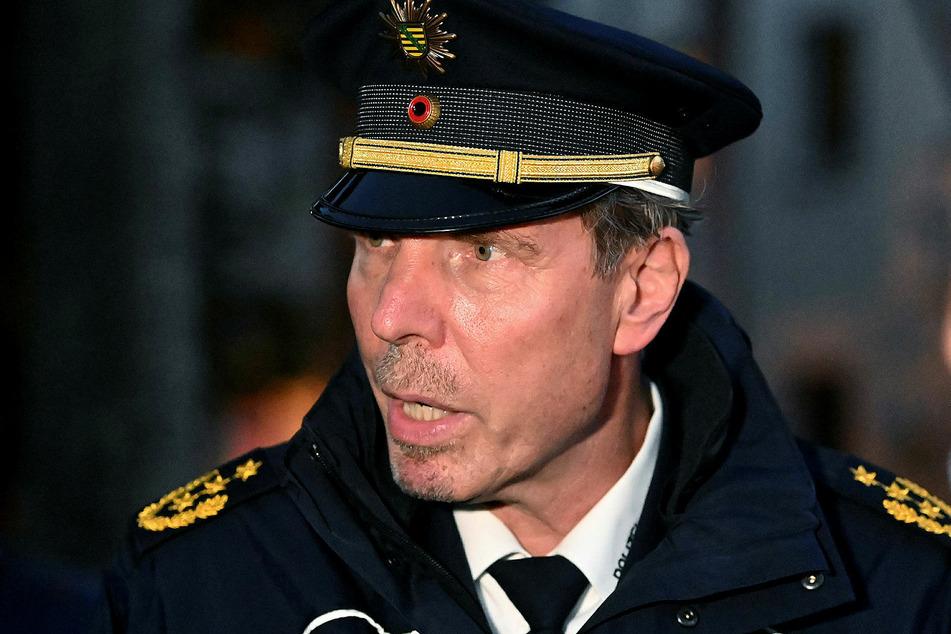 Polizeipräsident Torsten Schultze (55) ist besorgt über die Aggressivität der Krawallmacher.