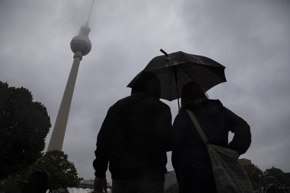 Das Wetter in Berlin und Brandenburg wird in den kommenden Tagen eher wechselhaft (Symbolbild).