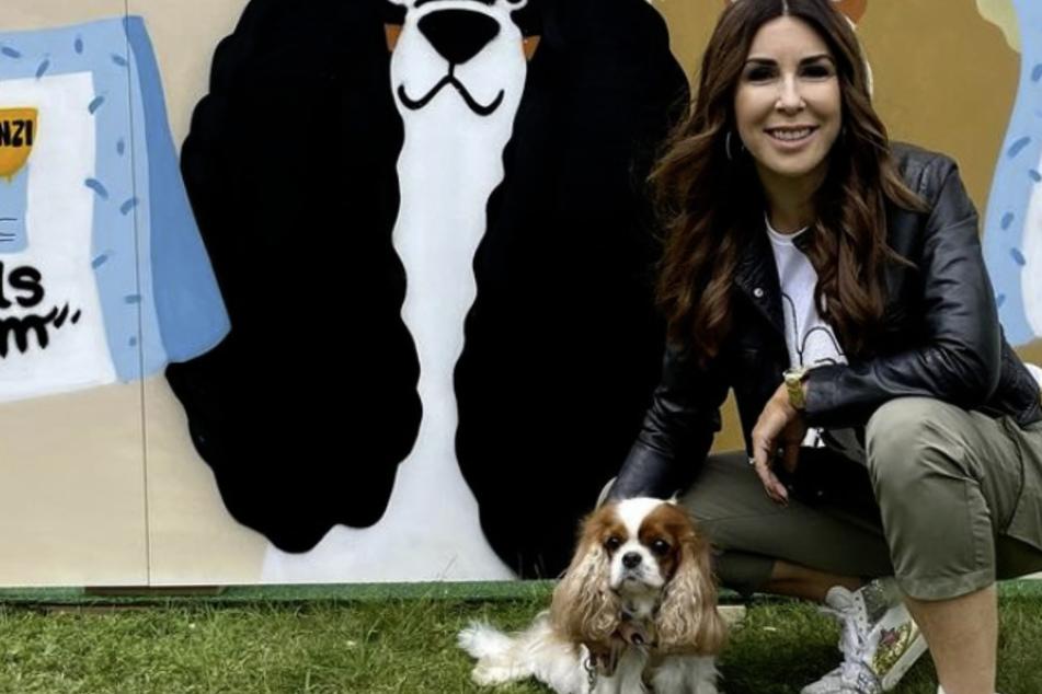 Eine echte Diva: Judith Williams' Hund Sissi hat Abneigung gegen eine ganz bestimmte Sache