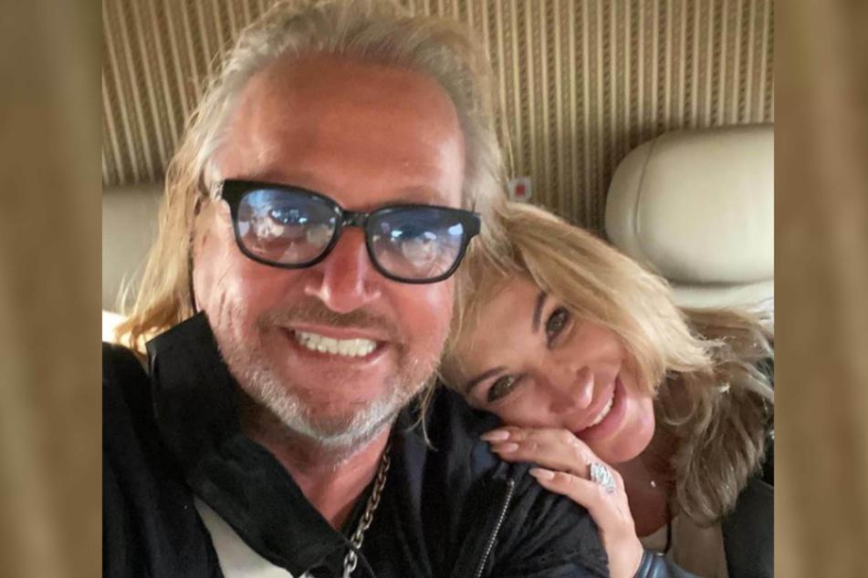 Robert (57) und Carmen Geiss (55) auf dem Weg in ihre Wahlheimat Monaco. Bei Instagram gab Robert ein erstes Statement nach seiner Verhaftung am Flughafen in Spanien.