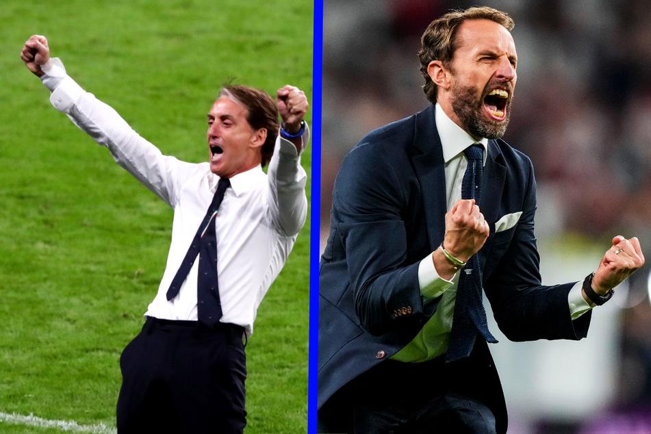"""Spannung vor EM-Finalkracher Italien gegen England greifbar: """"Was Schönes für alle Fußball-Liebhaber"""""""