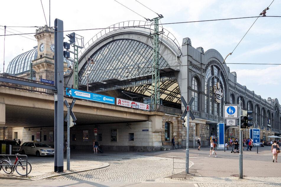 Feueralarm im Hauptbahnhof Dresden ausgelöst: Polizei sucht Zeugen!