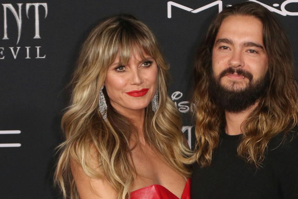 Heidi Klum ist krank: Jetzt muss sie auf Abstand zu Ehemann Tom gehen!
