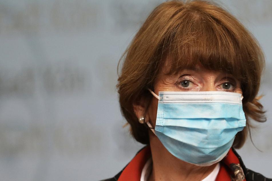 Kölns Oberbürgermeisterin Reker: Thrombose im Kopf!