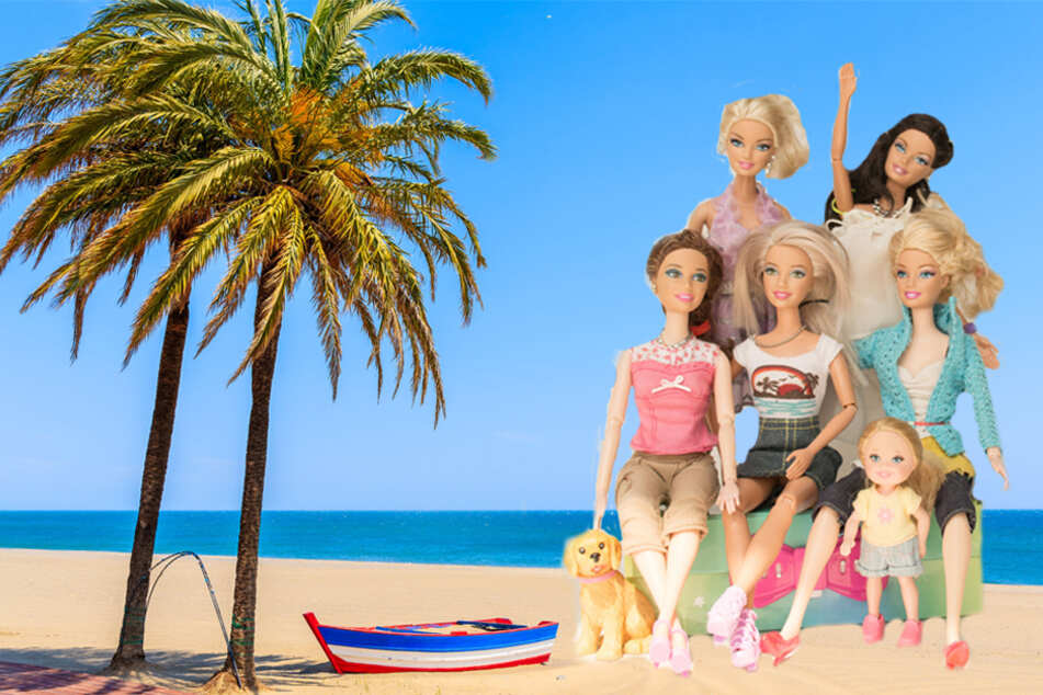 Mattel's Barbie Loves the Ocean line is the first Barbie line made out of recycled, ocean-bound plastic.
