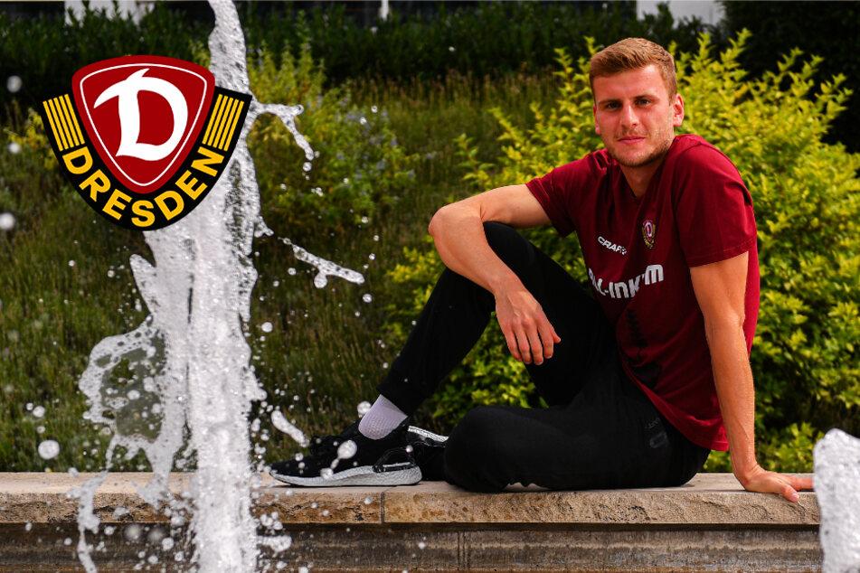 """Daferner von Aue über Freiburg zu Dynamo: """"Ich hatte Respekt vor der Entscheidung!"""""""