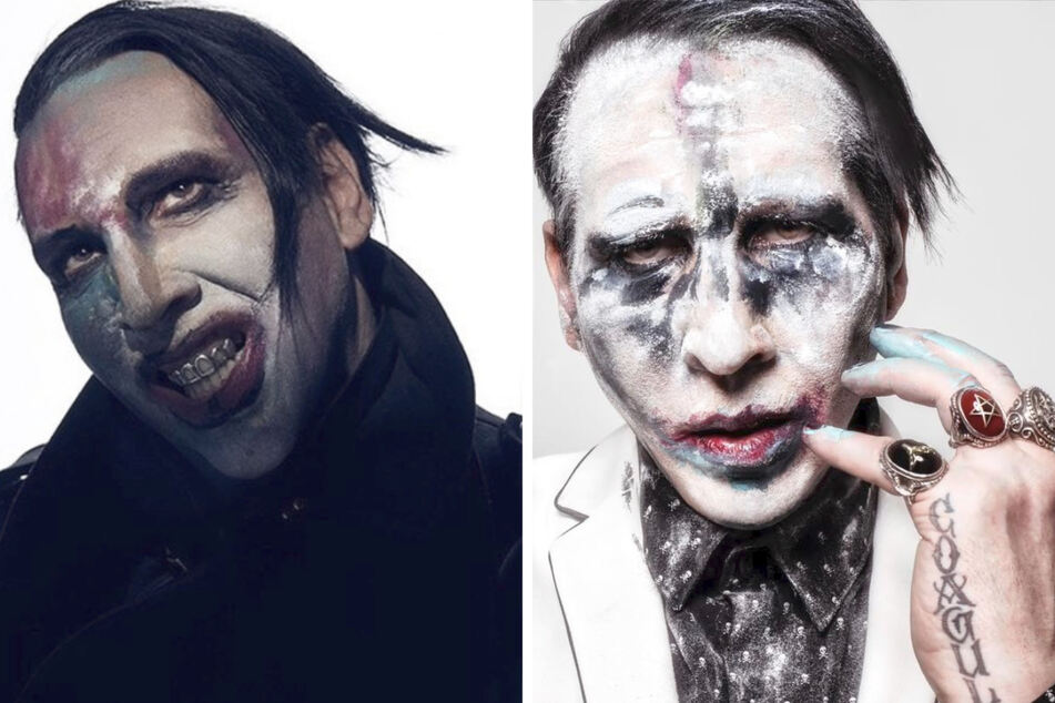 Marilyn Manson wanted by New Hampshire police as legal troubles pile up!