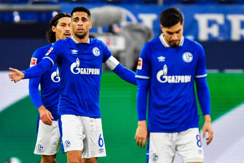 Ratlosigkeit: Die Krise beim FC Schalke 04 verschärft sich mit jeder weiteren Niederlage.