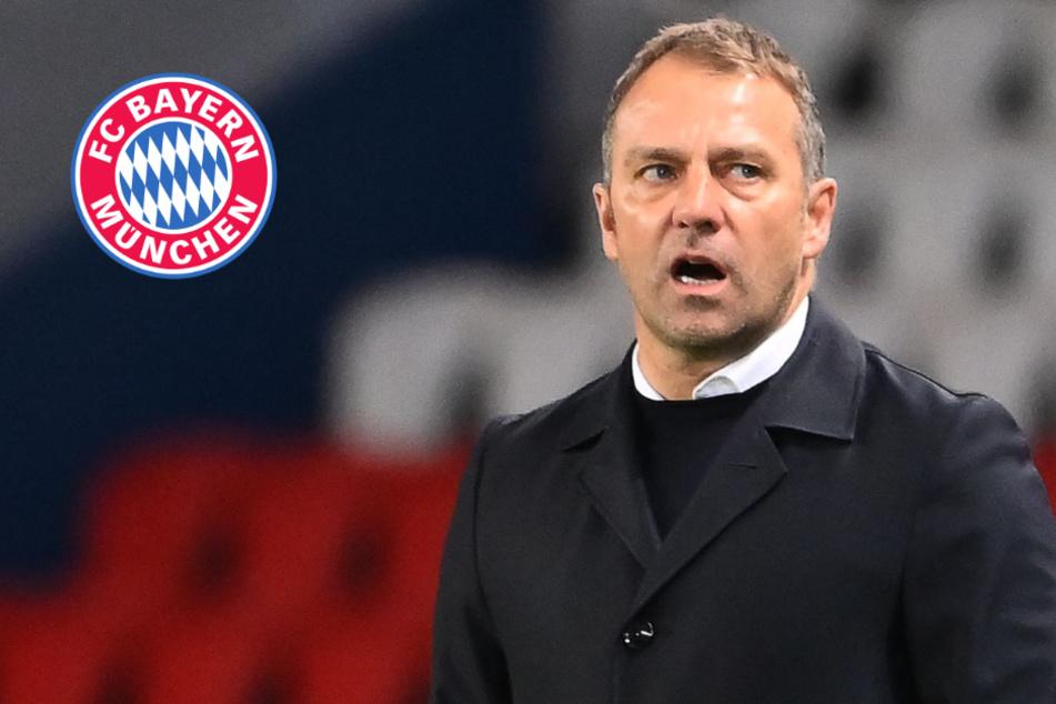FC Bayern fliegt aus CL: Hansi Flick befeuert mit Monolog Diskussionen um Abschied