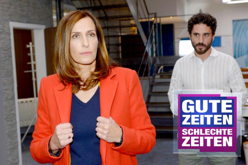 GZSZ: Heißer GZSZ-Sex zwischen Katrin und Tobias: Wird's jetzt ernst?
