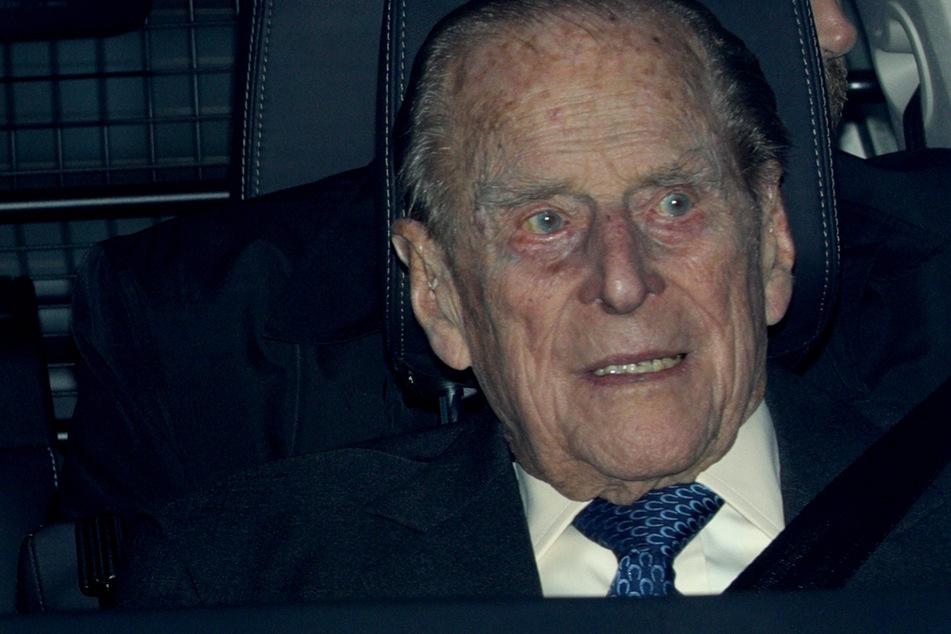 Nach Herz-OP: Prinz Philip erneut in anderes Krankenhaus verlegt!