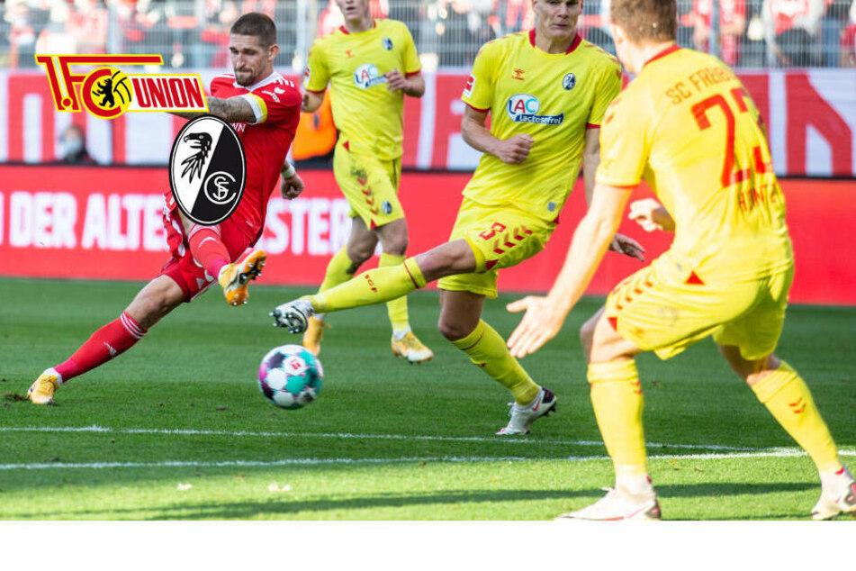 Union Berlin gegen Freiburg wieder nur mit Remis! FCU-Fans beweisen Kreativität