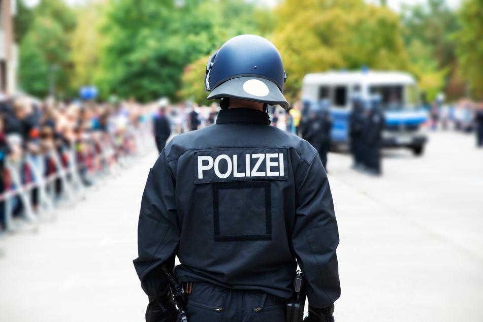 Die Polizei geht erneut von einem größeren Einsatz aus und erhält auch dieses Mal wieder Unterstützung aus anderen Bundesländern. (Symbolbild)