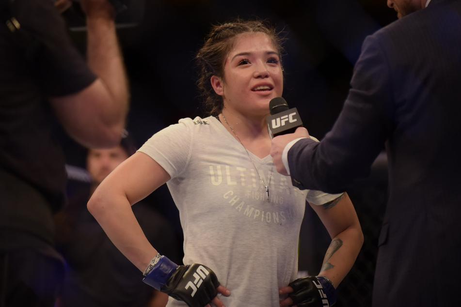 Tracy Cortez got the split decision win over Justine Kish Saturday night in Las Vegas