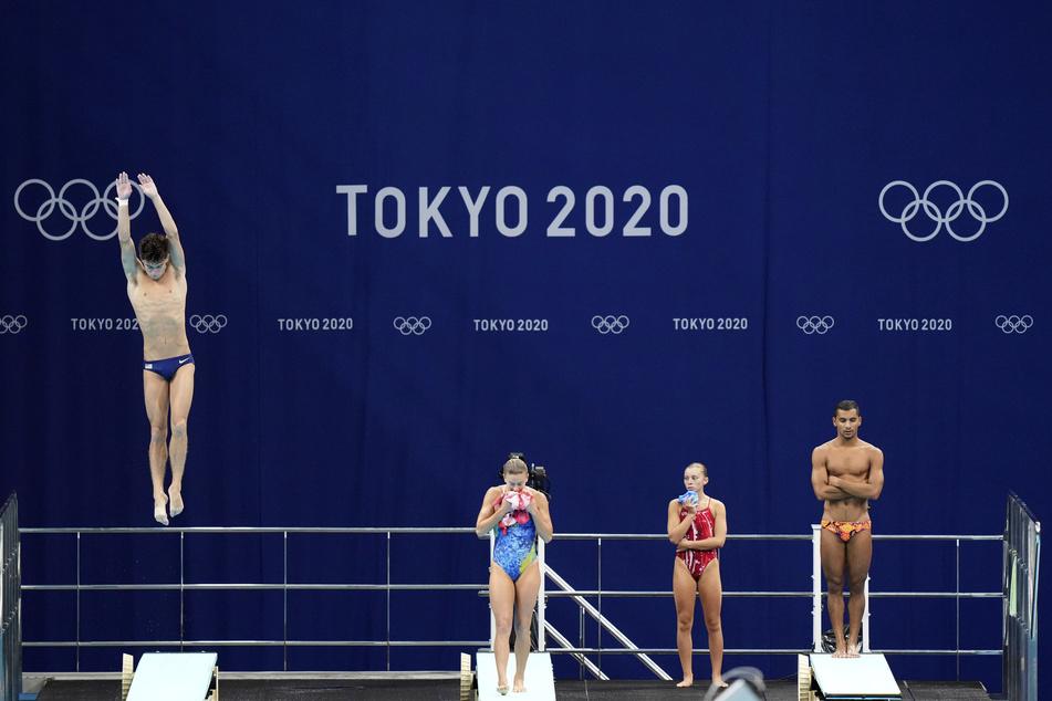 Die Vorbereitungen auf die Wettkämpfe für Olympia 2020 in Tokio laufen.