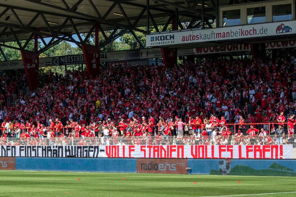 Union Berlin setzt weiterhin die 3G-Regel um, sodass im Heimspiel gegen Arminia Bielefeld auch negativ Getestete ins Stadion An der Alten Försterei kommen dürfen.