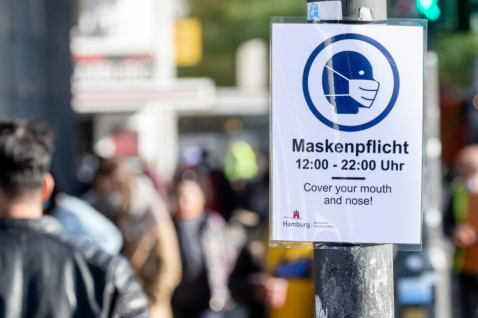 Vorsicht, ab heute gilt verschärfte Maskenpflicht in Hamburg!