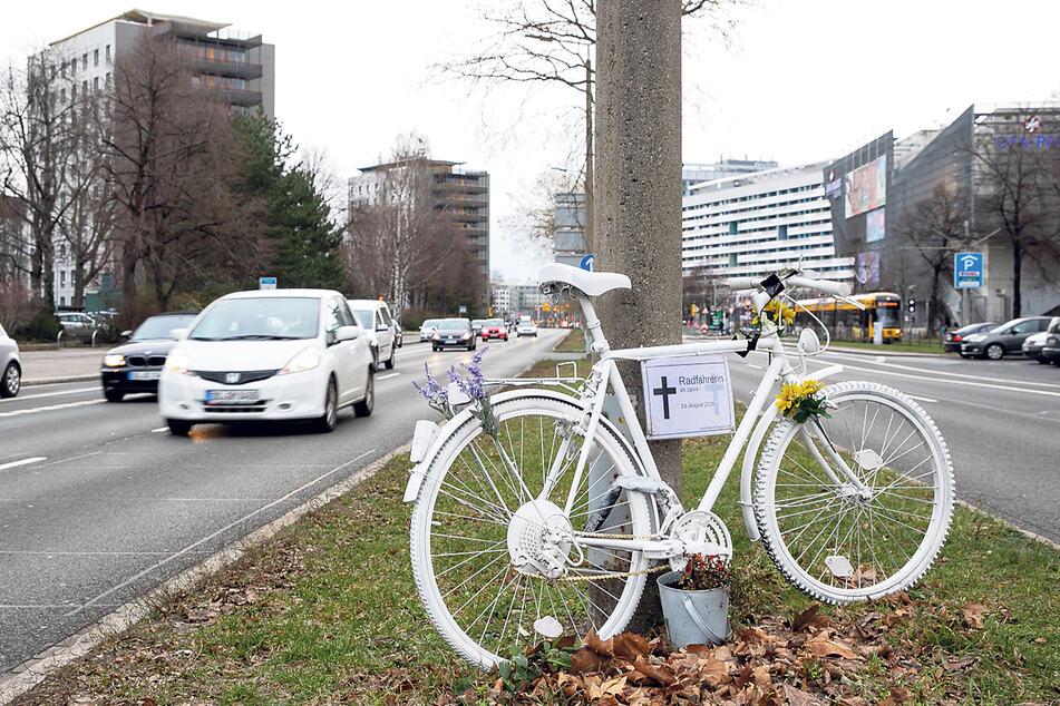 Dresden soll für Radfahrer sicherer werden.
