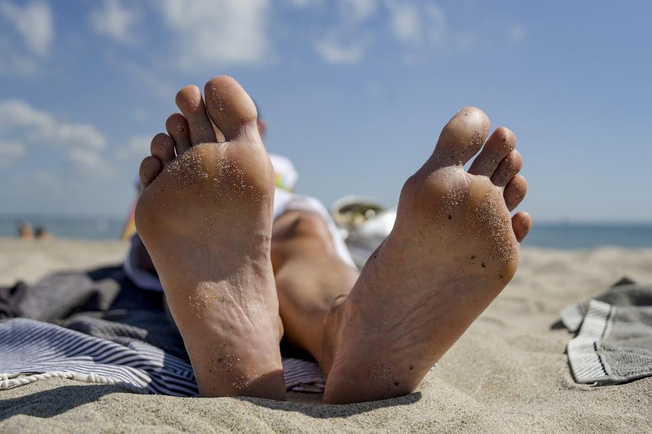 Entschleunigung pur: Da nicht so viele Events wie sonst stattfinden, kann der Fokus auf das Sonnenbad gelegt werden.