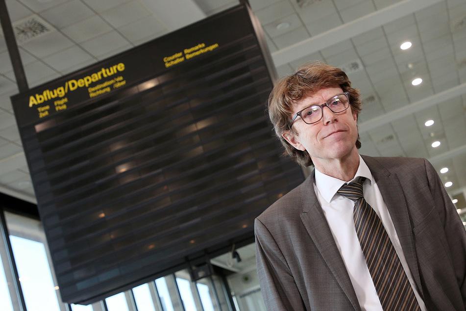 Der Vertrag von Flughafenchef Engelbert Lütke Daldrup (64) wäre eigentlich bis 2022 gelaufen.