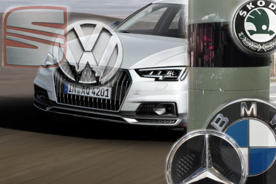 Audi, BMW oder Mercedes? Diese Autofahrer sammeln die meisten Punkte in Flensburg!