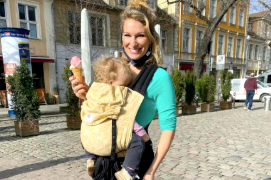 Janni Hönscheid (30) wehrt sich gegen Hate im Netz.