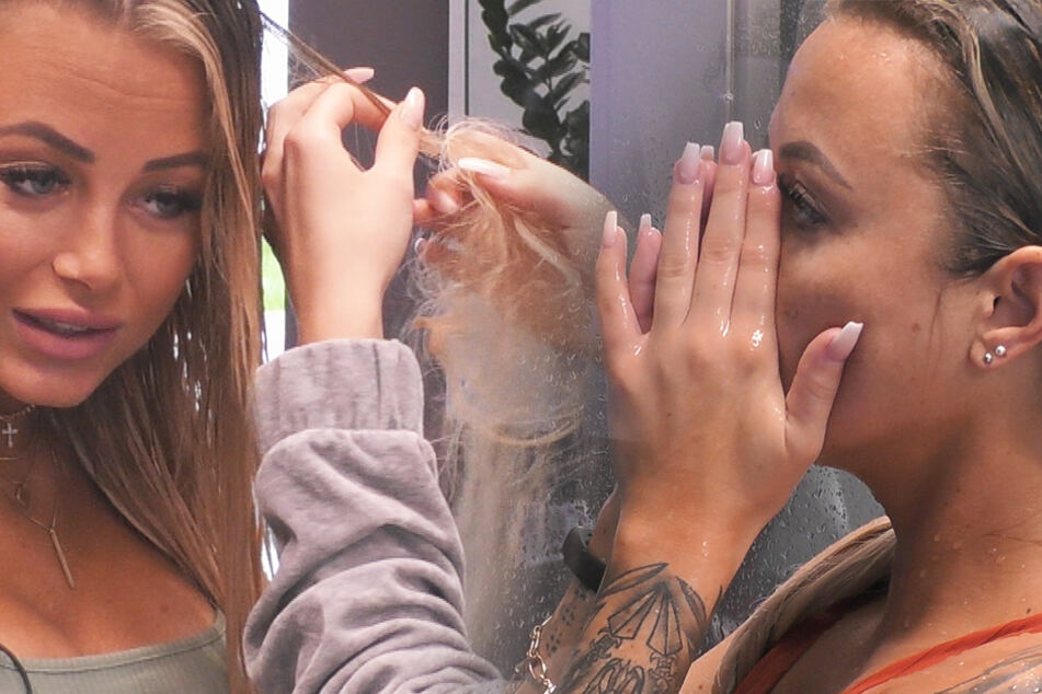 Promi Big Brother: Mega Panik bei Big Brother: Jade fallen die Haare aus!