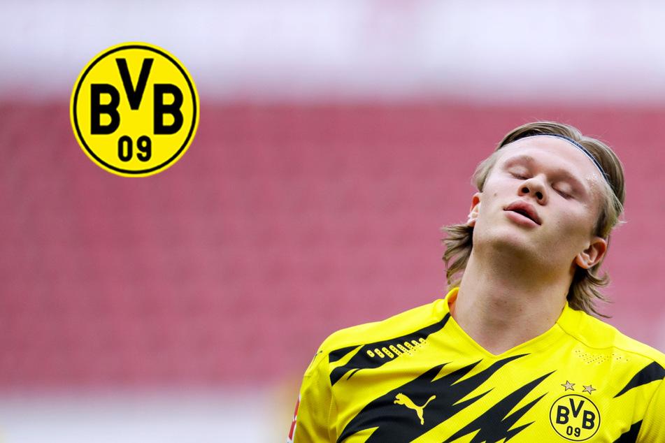 Falls Erling Haaland doch geht: Schnappt der BVB der Konkurrenz einen Sturmriesen weg?