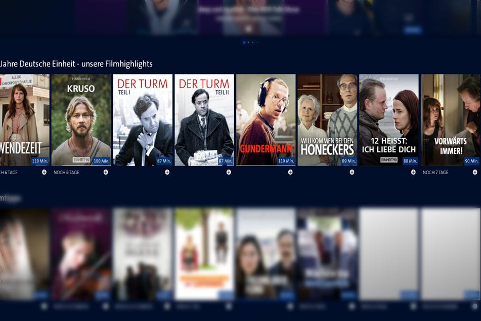 """In der ARD-Mediathek gibt's zum 30. Filme mit dem Schwerpunkt """"DDR""""."""