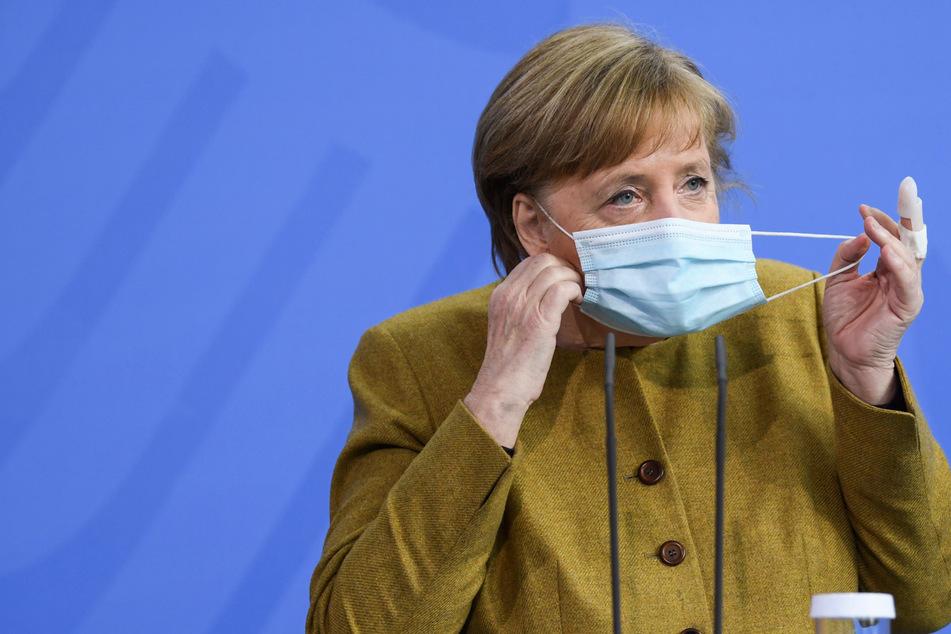 Kanzlerin Merkel soll morgen mit AstraZeneca geimpft werden