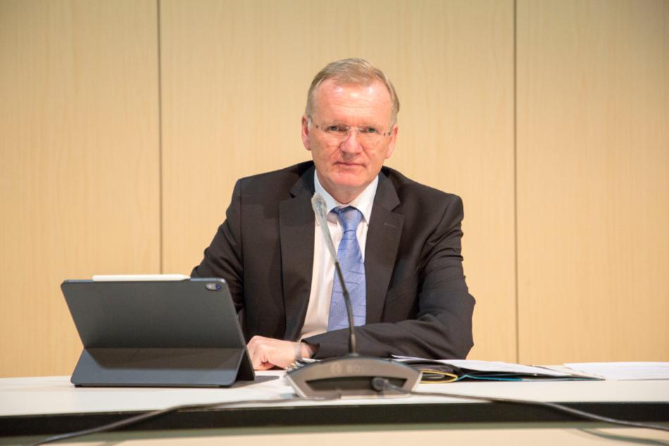 Bürgermeister Detlef Sittel (53, CDU)