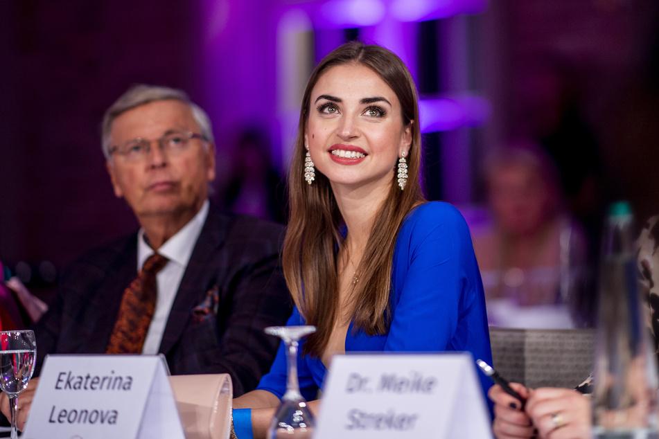 "Ekaterina Leonova (32) gewann als Profitänzerin drei Mal bei ""Let's Dance""."