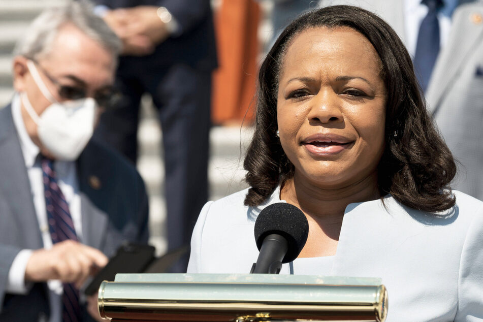Kristen Clarke becomes first Black female head of the Justice Department's civil rights division