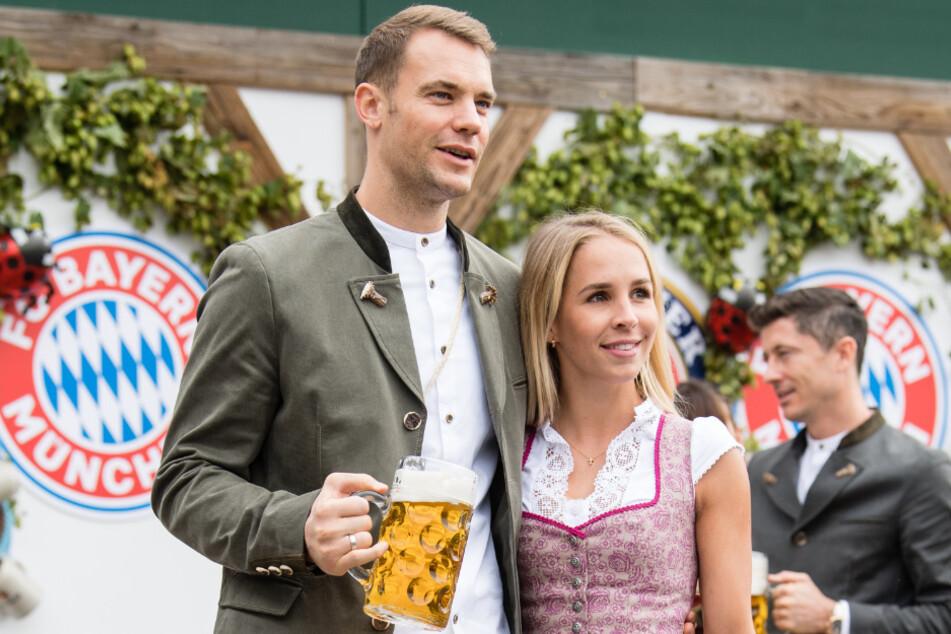 Nach Liebes-Gerüchten um Manuel Neuer: Ehefrau Nina meldet sich zurück